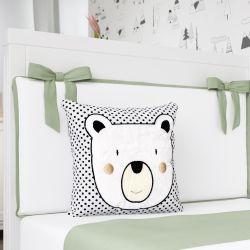 Almofada Urso Amiguinhos da Floresta