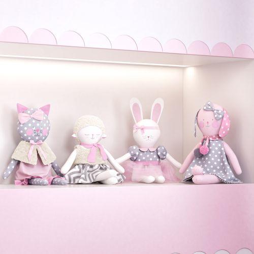 Bonecas de Pano Amiguinhas