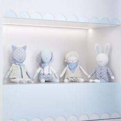 Amiguinhos Mimo Azul
