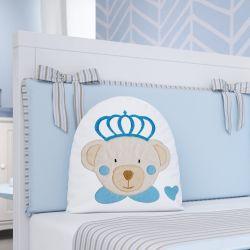 Almofada Urso Príncipe