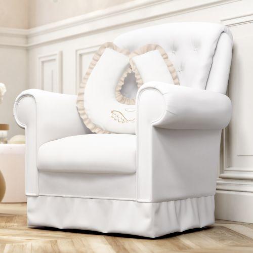 Poltrona Amamentação Mila Branco