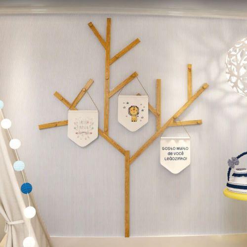 Cabideiro Árvore de Parede 2m