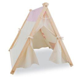 Cabana Quarto de Bebê Rosa