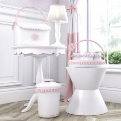 Kit Higiene Anjo Rosa