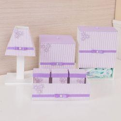Kit Higiene Esplendor Lilás