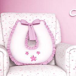Almofada Amamentação Ursinha Bebê