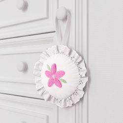 Enfeite para Puxador Flor