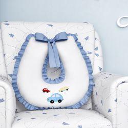 Almofada Amamentação Ursinho Bebê