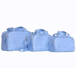 Conjunto de Bolsas Maternidade Milão Azul Bebê