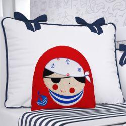 Almofada Piratinha Vermelho