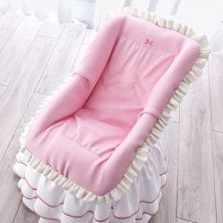 Capa de Bebê Conforto Coração