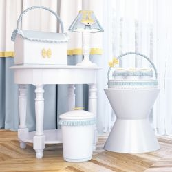Kit Higiene Raposinha