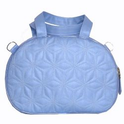 Frasqueira Maternidade Florença Azul Bebê