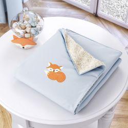 Cobertor Raposinha Laranja