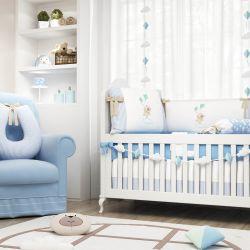 Quarto de Bebê Nino e a Pipa 14 Peças