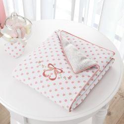 Cobertor Sophia Rosé
