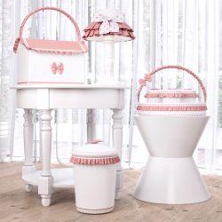 Kit Higiene Sophia Rosé