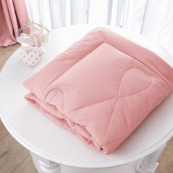 Edredom de Berço Rosé