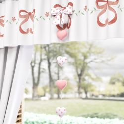 Pêndulos Cortina Sophia Rosé