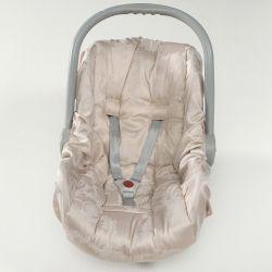 Capa de Bebê Conforto Mon amour