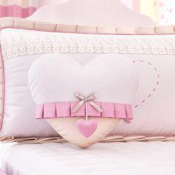 Almofada Coraçãozinho 30cm