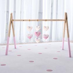 Móbile Baby Gym Coração