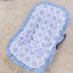 Capa de Bebê Conforto Marinheiro Luxo
