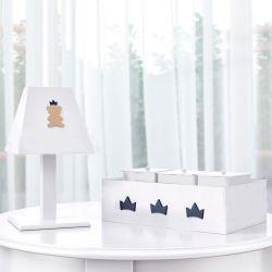 Kit Acessórios Urso Teddy Realeza