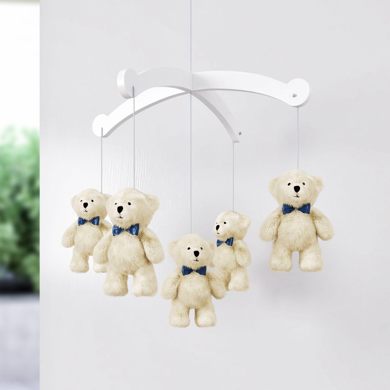 26f7656515 Móbile Urso Teddy Realeza
