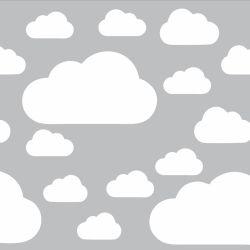 Adesivo de Parede Nuvem