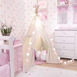 Cabana Quarto de Bebê Amiguinhas