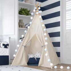 Cabana Quarto de Bebê Urso Marinheiro Azul Marinho