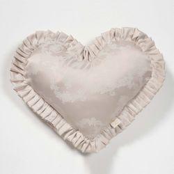 Almofada Coração Mon Amour