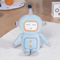 Boneco Robô Azul 75cm