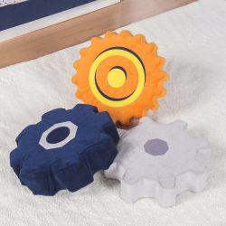Mini Puffs Engrenagens Robô
