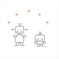 Quadro Robôs