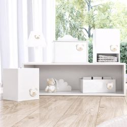 Kit Higiene Branco Clássico