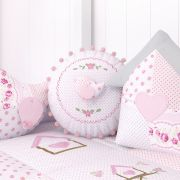 Kit Montessoriano Patchwork Rosa
