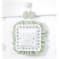 Porta Maternidade Amiguinhos Verde