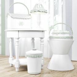 Kit Higiene Amiguinhos Verde