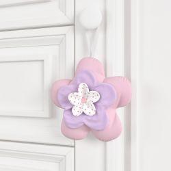 Enfeite para Puxador Floral Monet