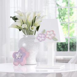 Abajur Floral Monet