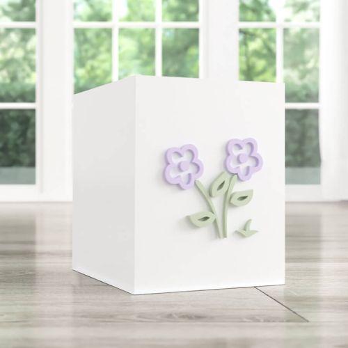 Lixeira Floral Monet