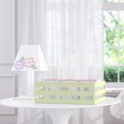 Kit Acessórios Floral Monet