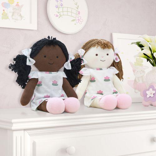 Bonecas de Pano Liz Floral Monet