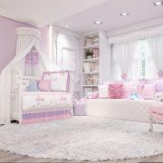 94736fd25b Quarto de Bebê Floral Monet