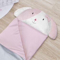 Saco de Dormir Infantil Amiguinha Cachorrinha 1,40m
