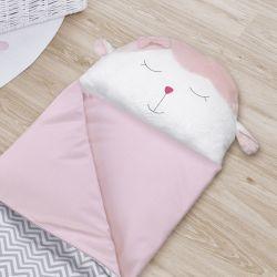 Saco de Dormir Infantil Amiguinha Ovelhinha 1,40m