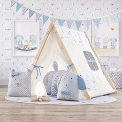Cabana Quarto Infantil Amiguinhos