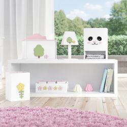 Kit Higiene Floral Moderna